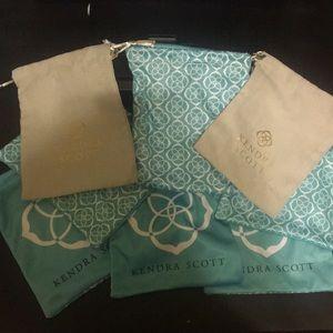 Kendra Scott jewelry bags